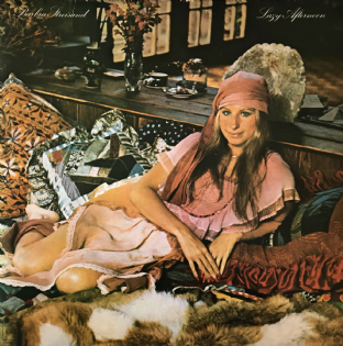 Barbra Streisand ‎- Lazy Afternoon (LP) (EX/VG)